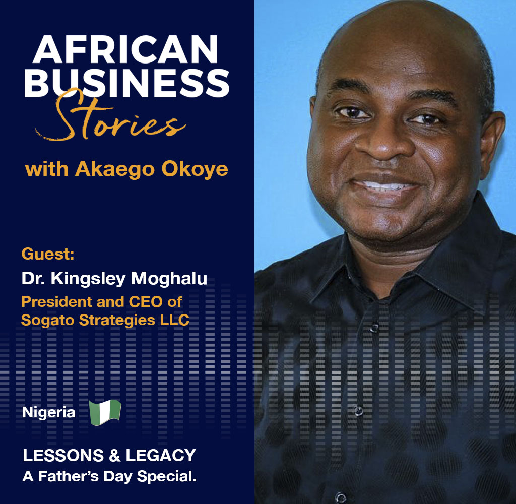 Lessons and Legacy with Dr. Kingsley Moghalu