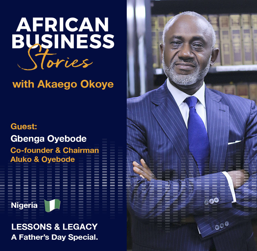 Lessons and Legacy with Gbenga Oyebode