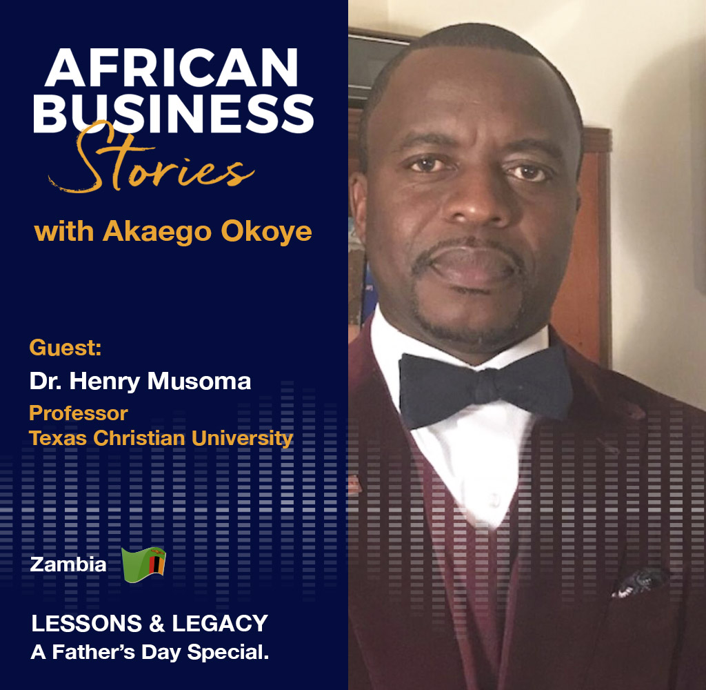 Lessons and Legacy with Dr. Henry Musoma