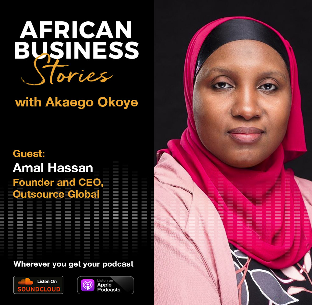 Amal Hassan: Founder & CEO, Outsource Global – A Techpreneur's Story of Failing Forward in Business