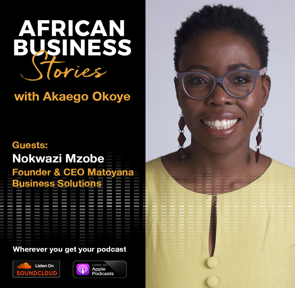 Nokwazi Mzobe: Founder & CEO Matoyana – Supporting Survivalist Entrepreneurs, From Consulting to Content Creation.